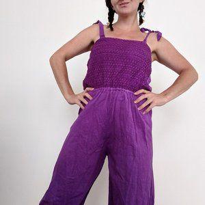 Vintage Purple I Dream of Genie Jumpsuit